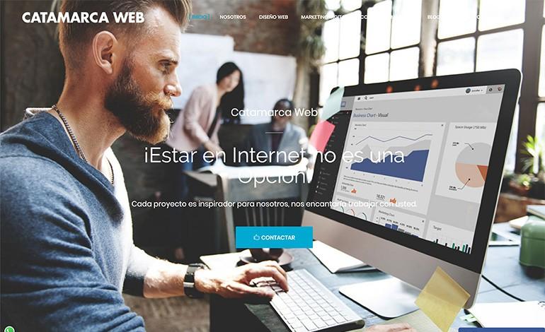 Catamarca Web