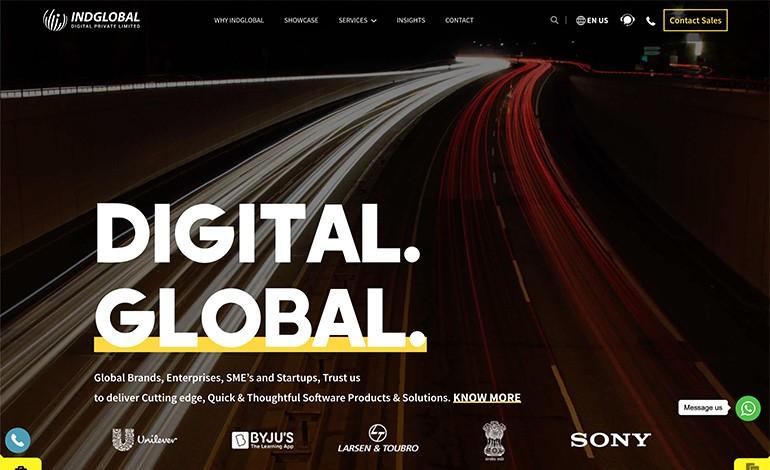 Indglobal Digital Dubai