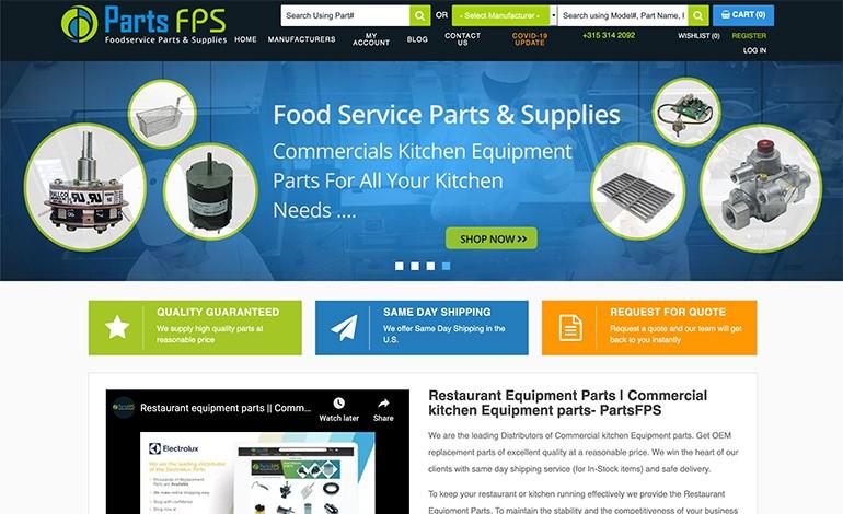Parts FPS