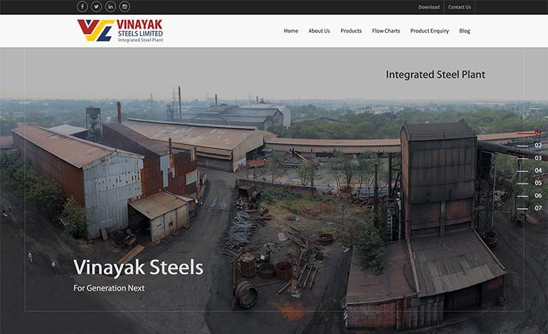 Vinayak Steels Limited