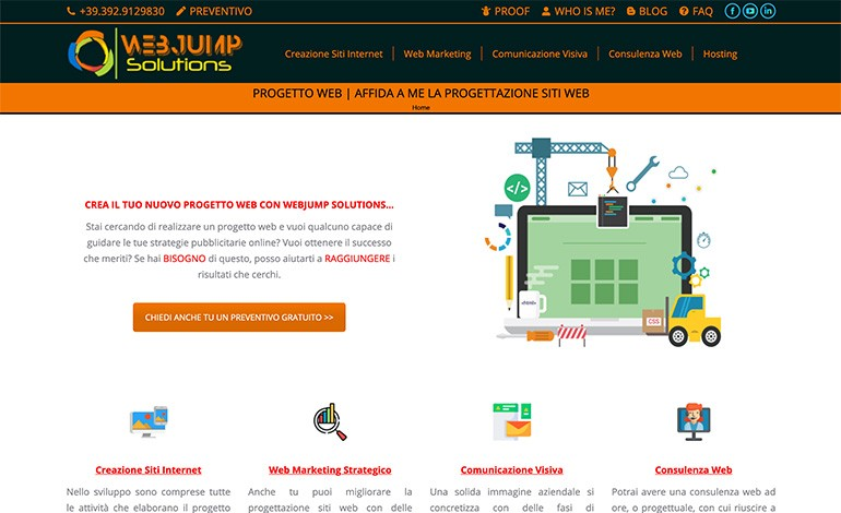 WebJump Solutions