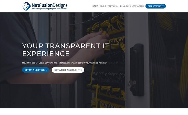 Net Fusion Designs