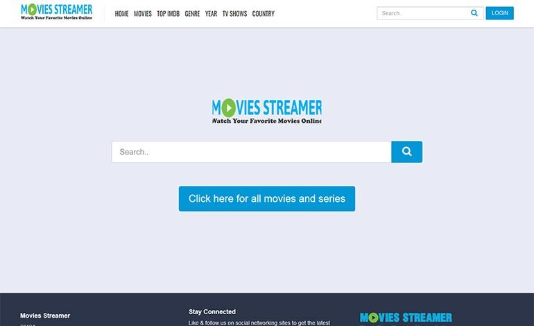 Movies Streamer