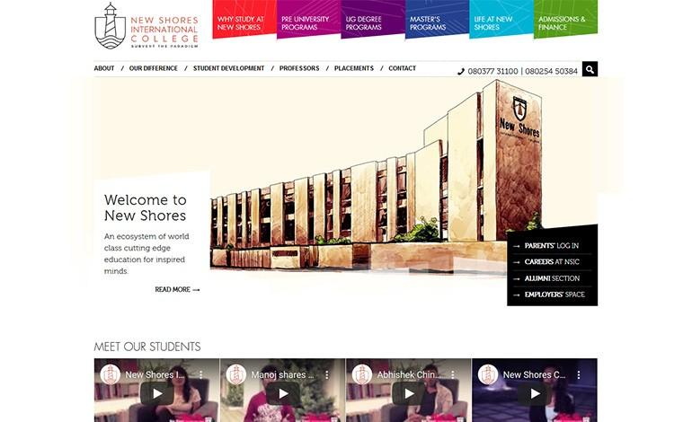 New Shores International College