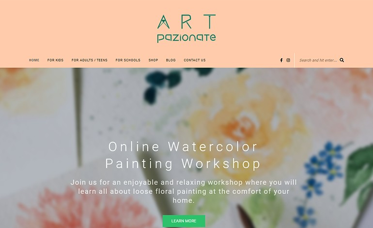 Art Pazionate