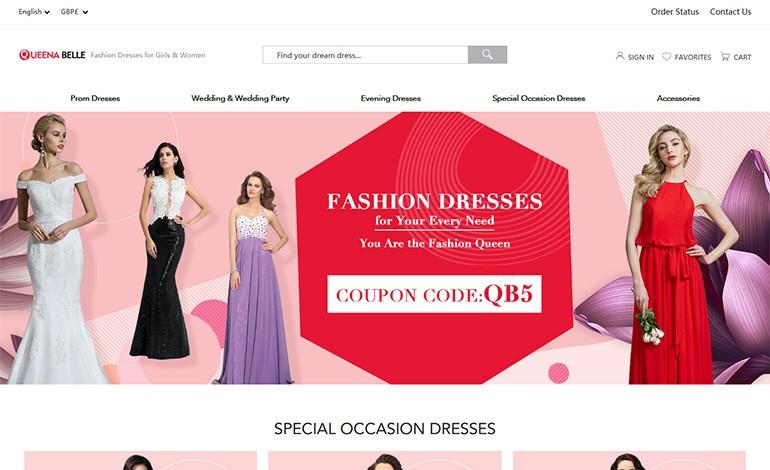 Queenabelle Online Store