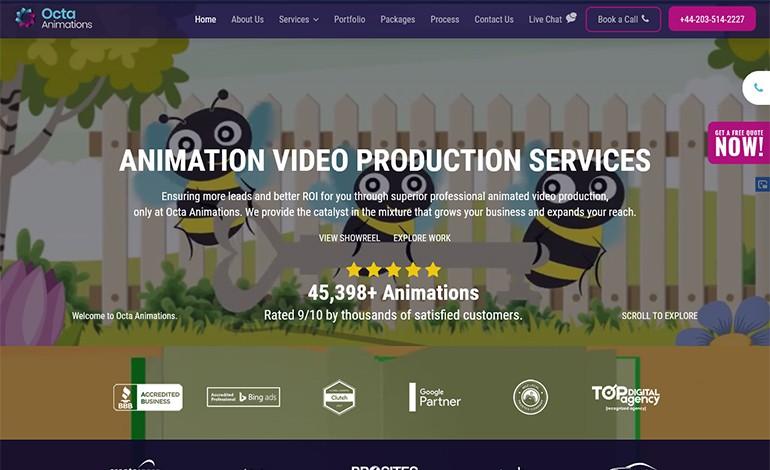 Octa Animations UK