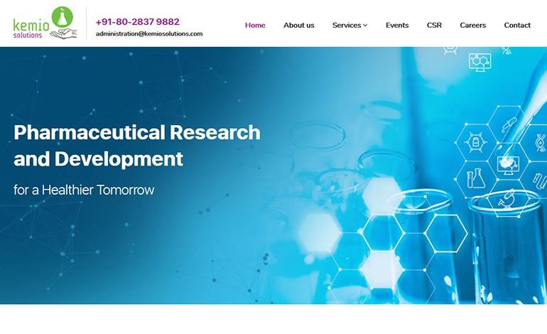 Kemio Solutions Pvt Ltd