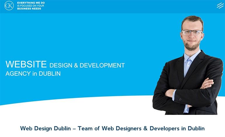 CK Website Design