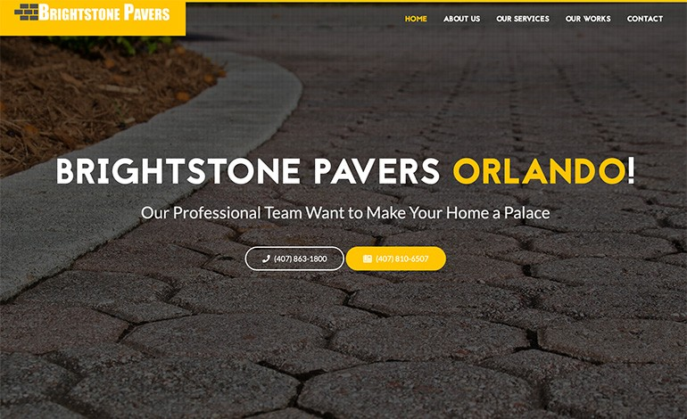 Brightstone Pavers Inc