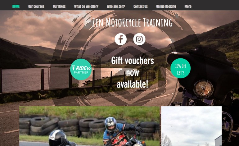 Zen Motorcycle Training Ltd