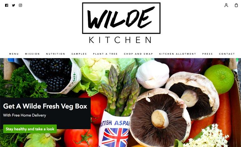 The Wilde Kitchen Ltd