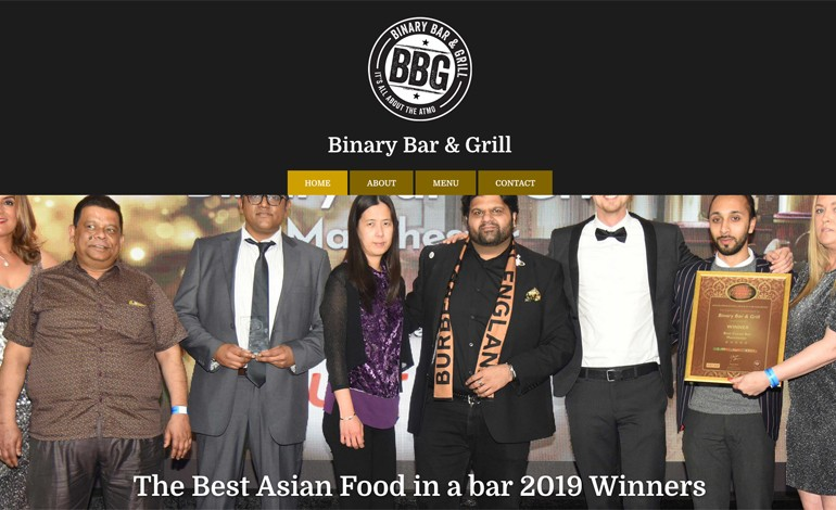 Binary Bar And Grill