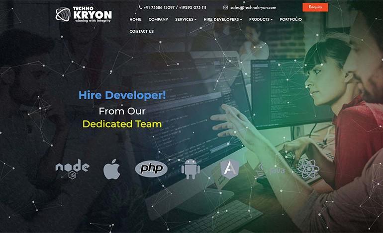Techno Kryon