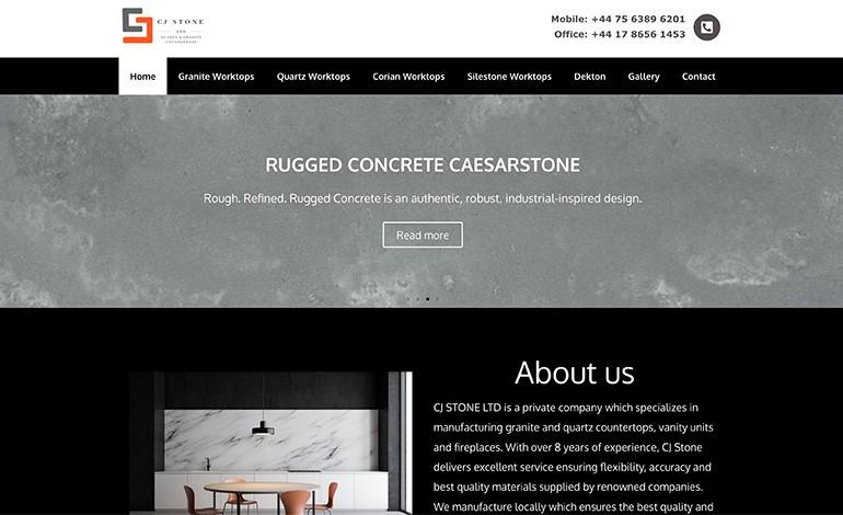 C J Stone Ltd