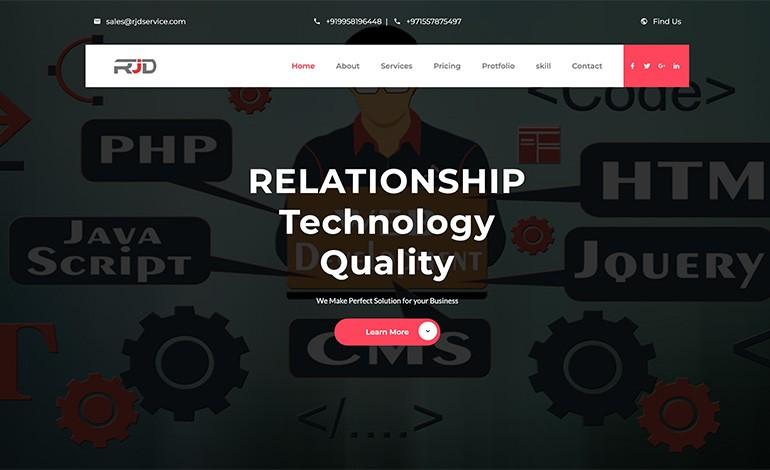 RJD Software Solution Pvt Ltd