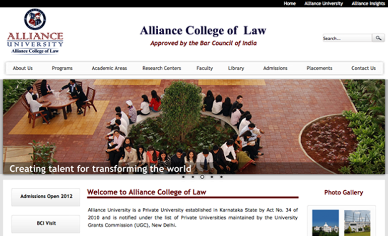 Alliance Law College