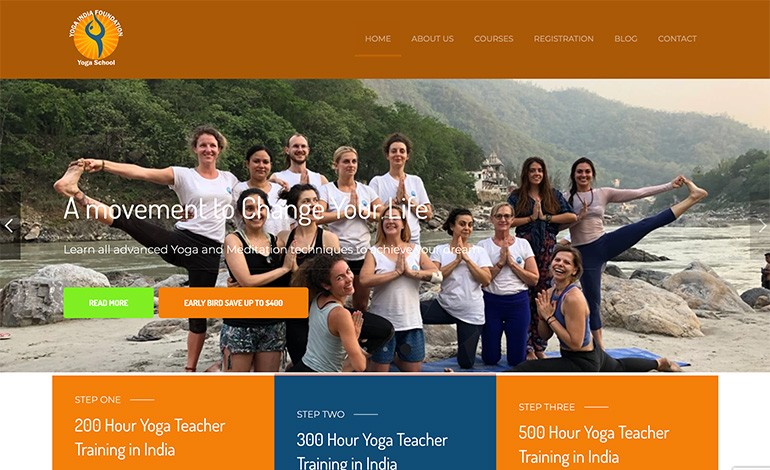 Yoga India Foundation