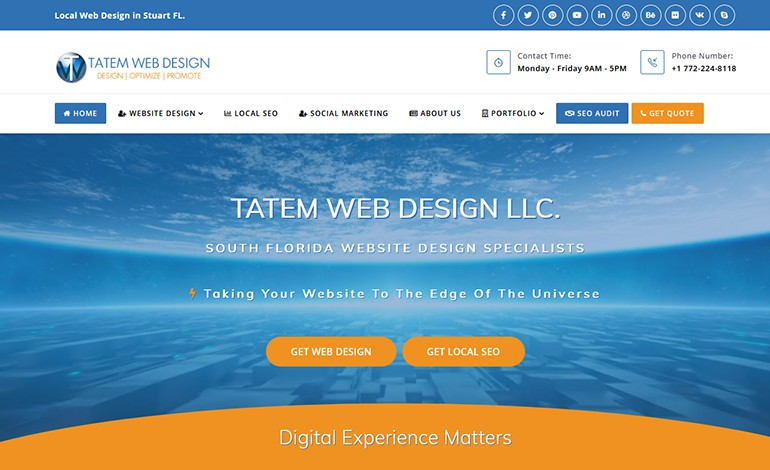 Tatem Web Design LLC