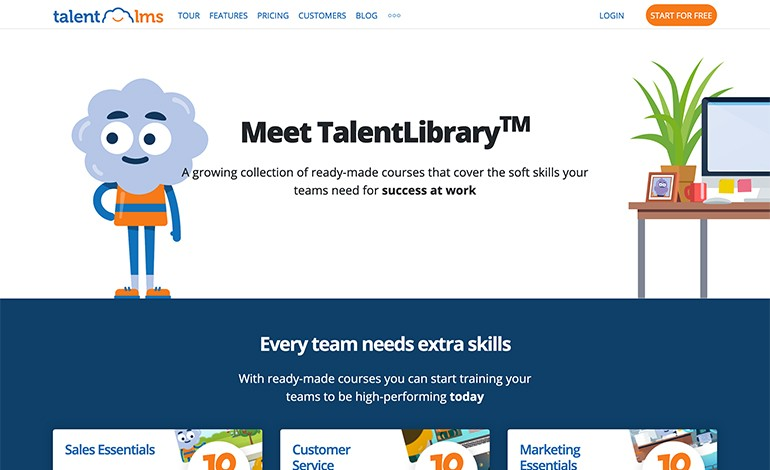 TalentLibrary