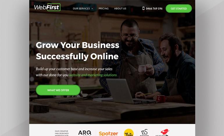 WebFirst Australia