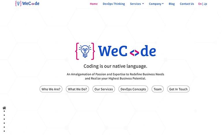 WeCode Inc
