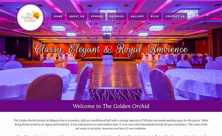 Golden Orchid Goa