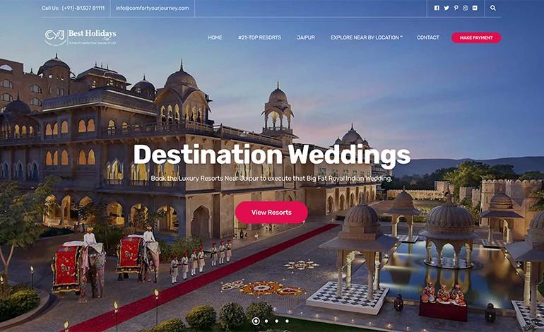 Resorts Near Jaipur