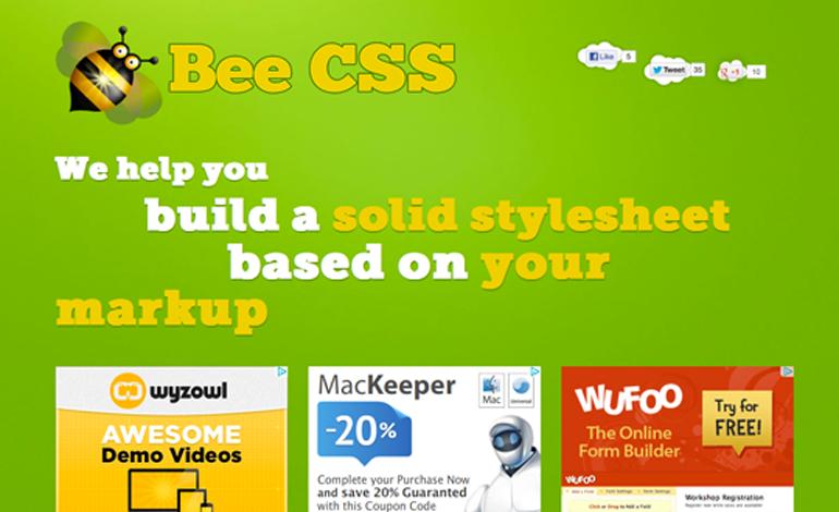 Bee CSS
