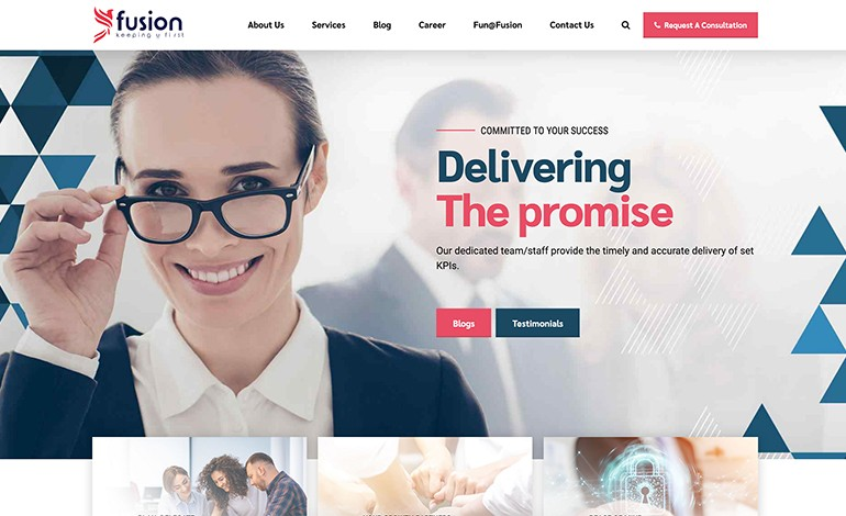 Fusion E Solutions LLC