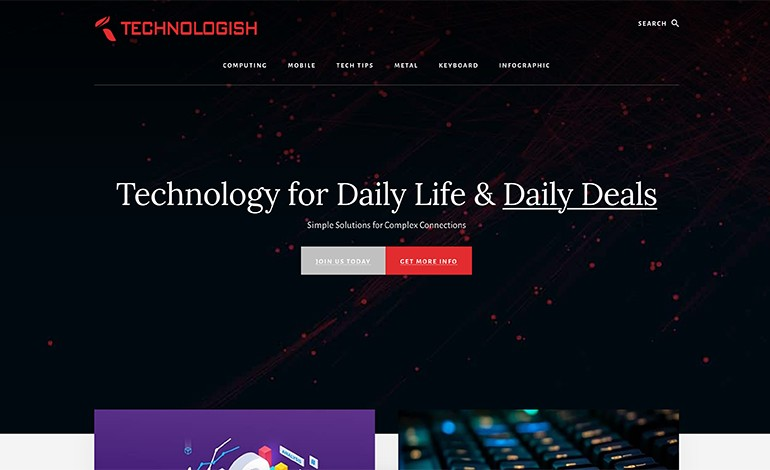 Technologish