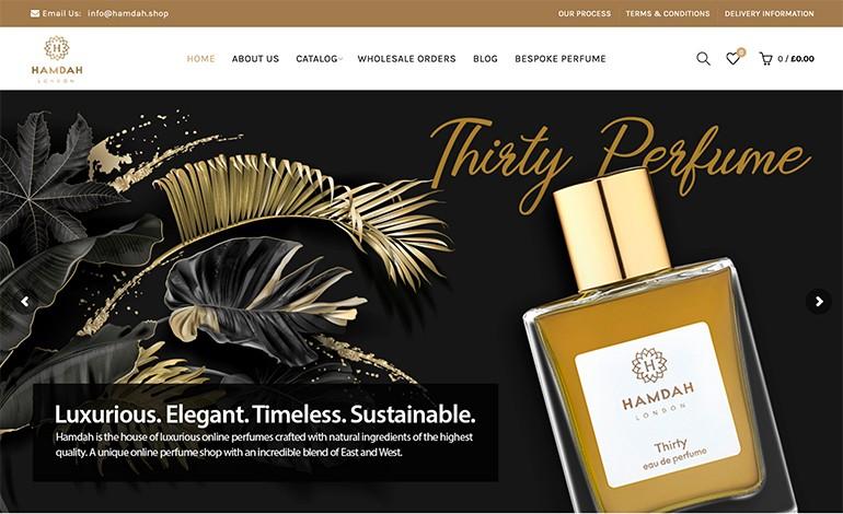 Hamdah Fragrance