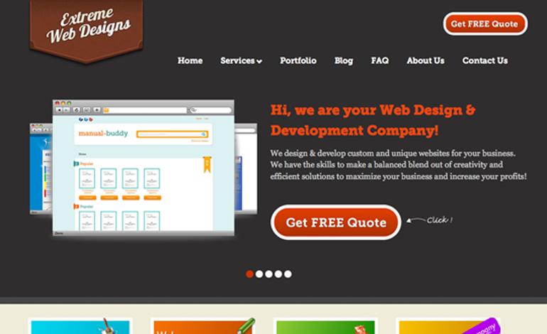 Extreme Web Designs