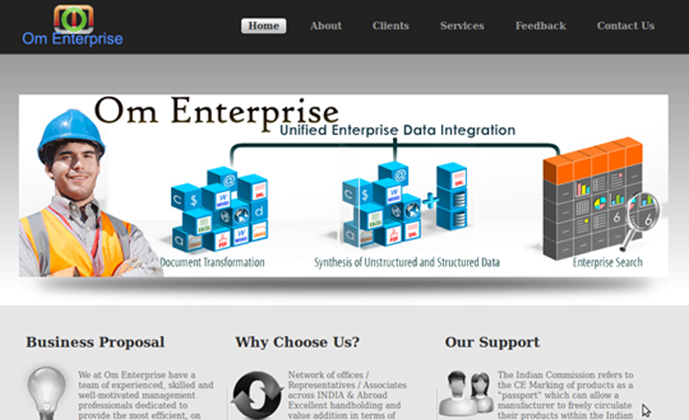 Om Enterprise ISO