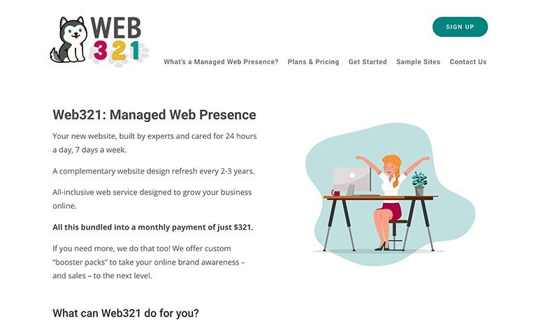 Web 321