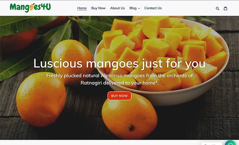 Mangoes4U