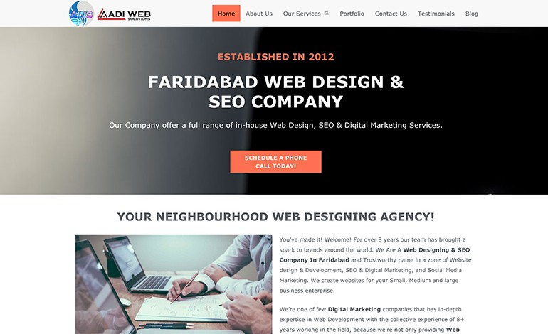 Aadi Web Solutions
