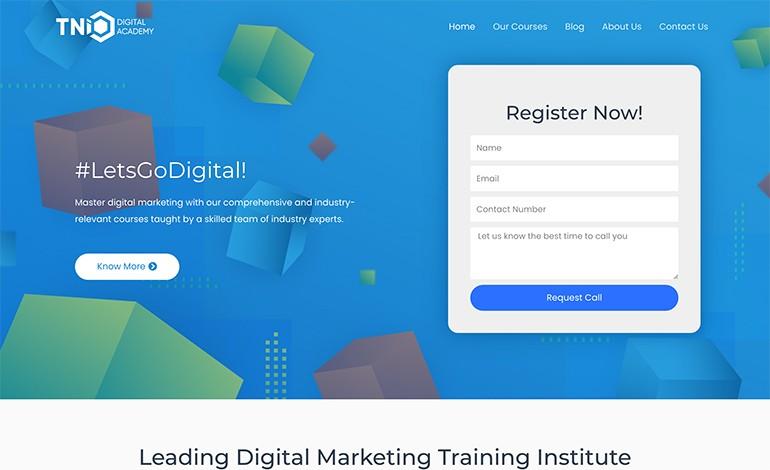 TNI Digital Academy