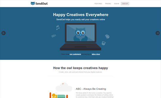SendOwl: Digital Product Delivery for Creatives