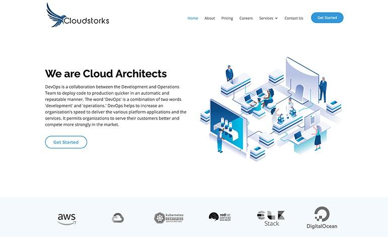 Cloudstorks