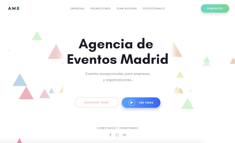 Agencia Madrid Eventos