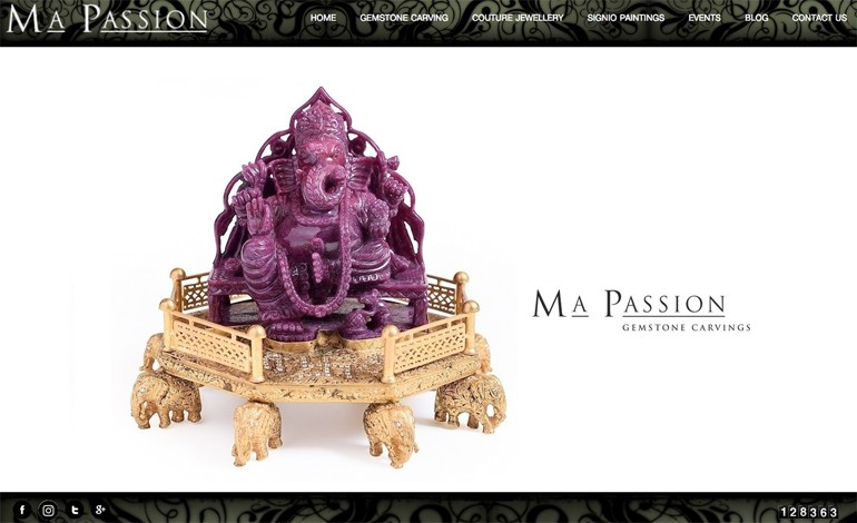 Ma Passion Couture Jewellery