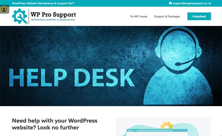Wordpress Pro Support