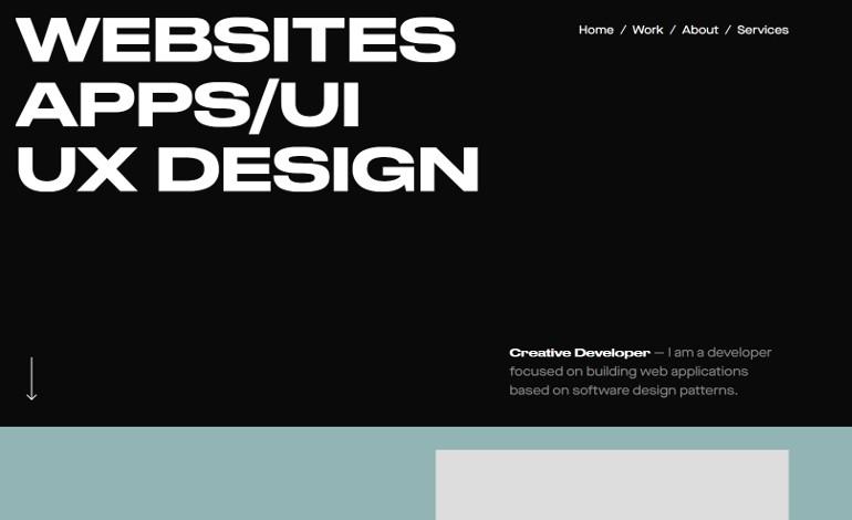 Loukas Anastasiou UX Designer