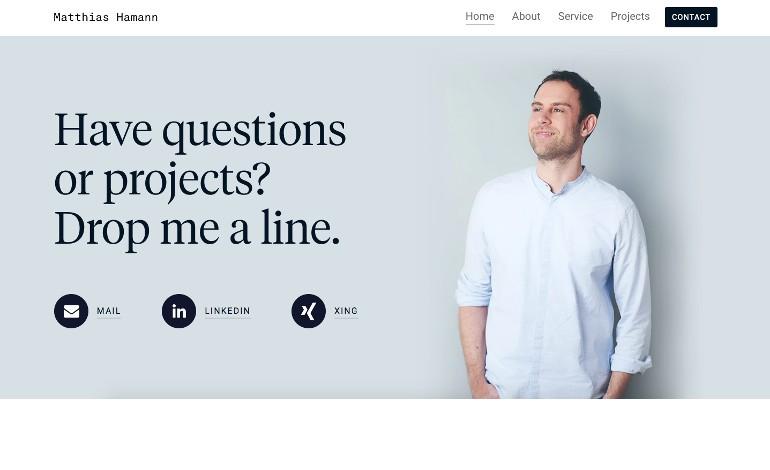 Matthias Hamann Web Development