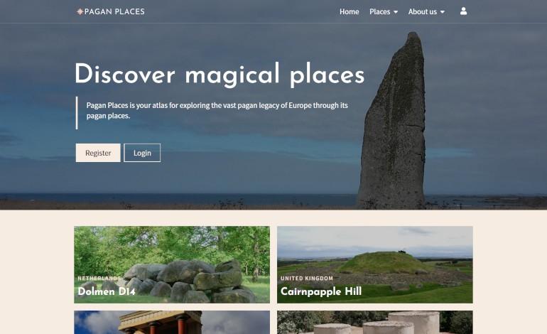 Pagan Places