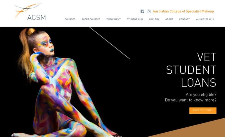 Australian College of Specialist MakeUp