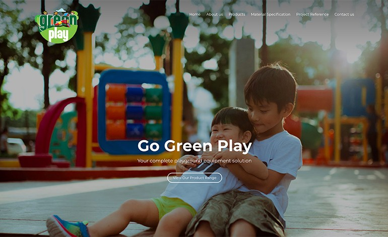 Go Green Play