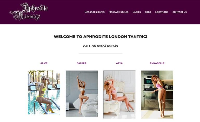 Aphrodite London Tantric