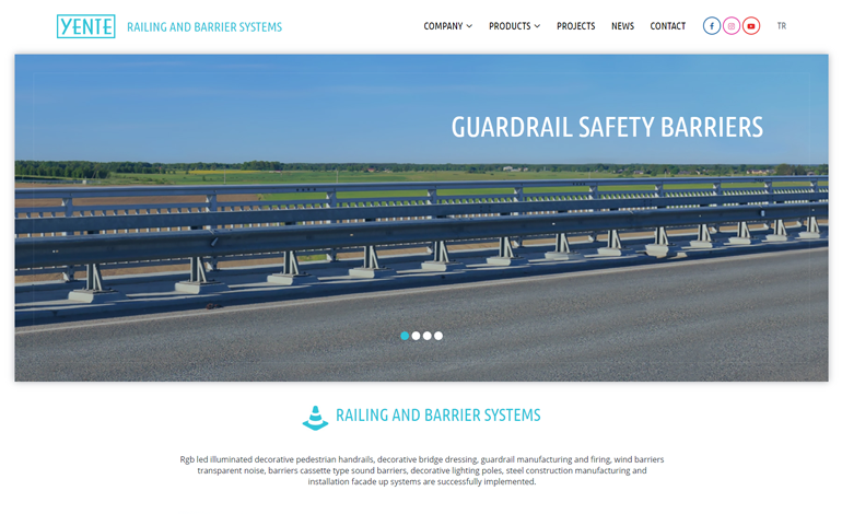 Railing And Barrier Systems